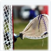 Lacrosse & Hockey Backstop Netting